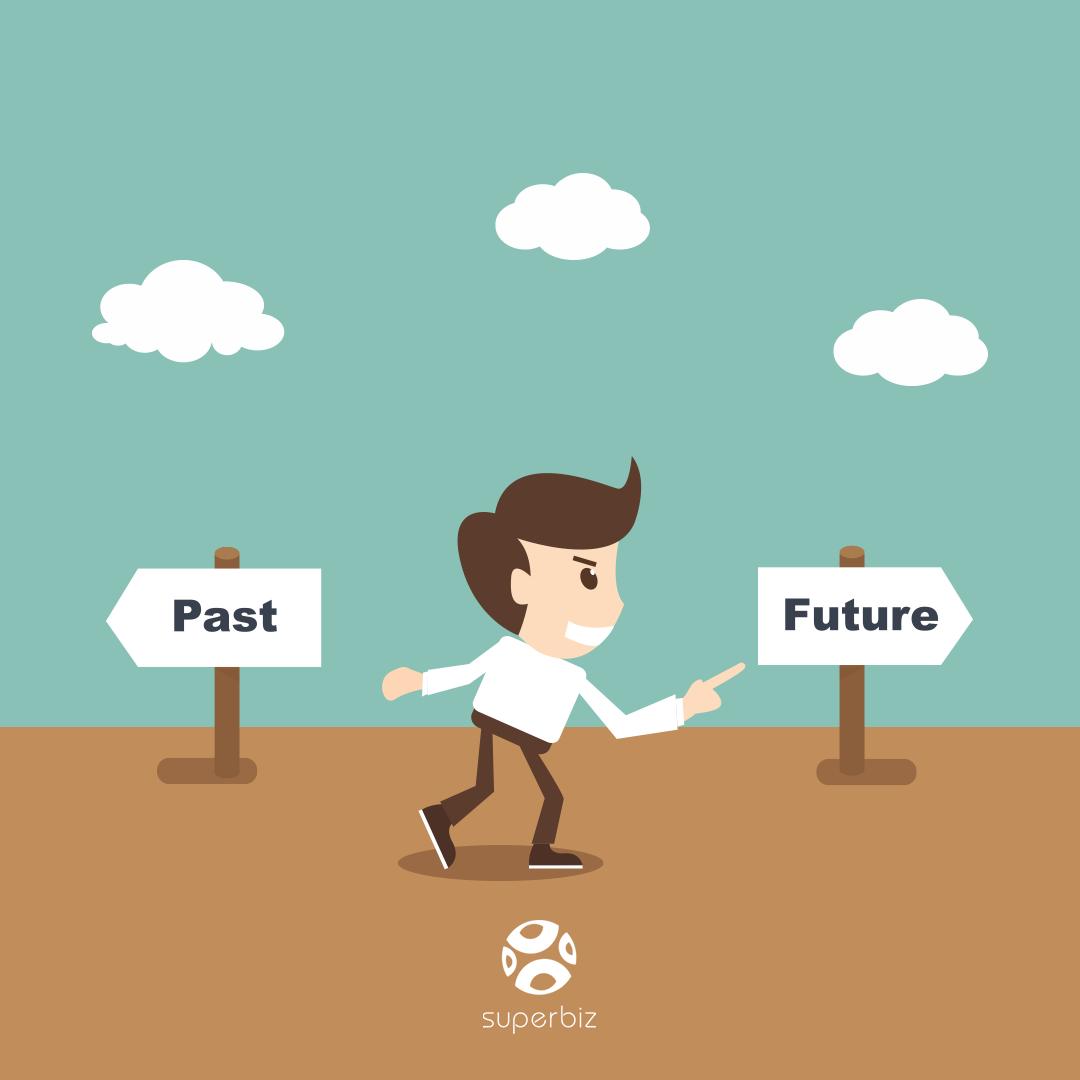 Gestão de negócios: olhar para o passado pode prejudicar o presente