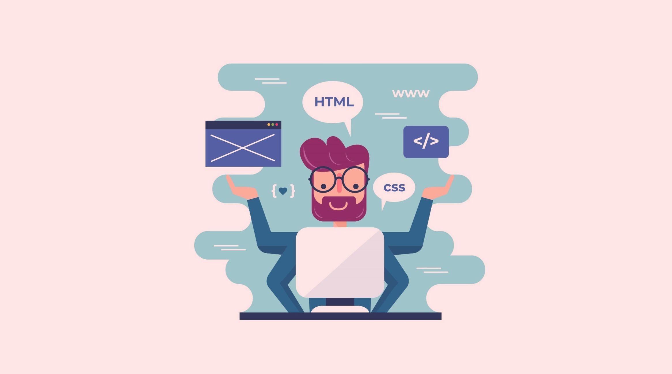 Ilustração - Por que contratar uma empresa para fazer o meu site? - Superbiz